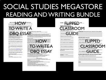 Back to School Bundle History class