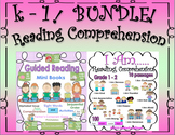 Bundle! Reading Comprehension Passages and Questions! k - 1
