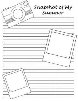 Back to School Bundle- Ready to Print Activites