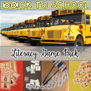 Back to School Bundle by Kim Adsit