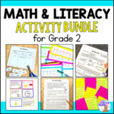 Math & Literacy Bundle for Grade 2
