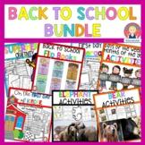 Back to School Bundle for K-1