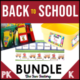 Back to School Bundle for PK - Kindergarten ~ SAVE, SAVE, SAVE!