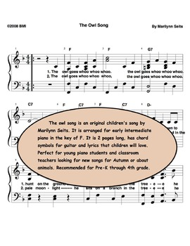 Back to School Bundle of 4 Songs w/ easy piano parts, chords & lyrics.