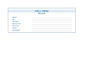 Back to School Bundle of Forms