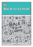 Back to School Bundles - Getting to Know You Worksheets and Activities