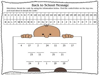 Back to School! CCSS Math, Literacy & Lots of Fun Stuff!