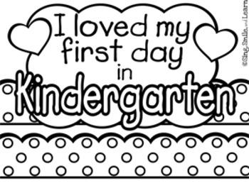 Back to School CROWNS **Kindergarten**