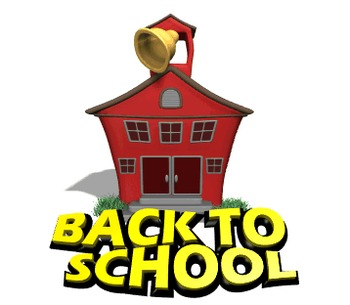 Back to School Active Board Calendar