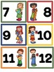 Back to School Calendar Cards