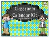 Back to School Calendar Kit