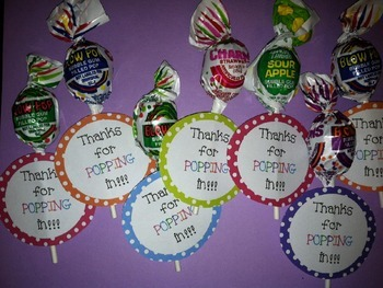 Back to School Candy Phrases