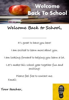 Back to School Cards and Gift Tags