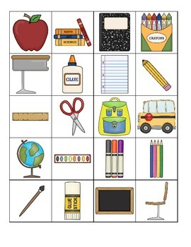 Back to School Cariboo Clues