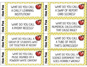 Writing, Grammar, and Vocabulary Center Activities