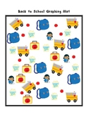 Back to School Centers Bundle (matching letters, addition,
