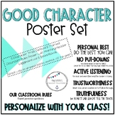 Back to School Character Examples & Expectations