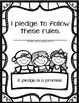 Student Rule Book - Bright Kids Theme