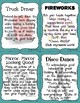 Back to School Classroom Applause Cards
