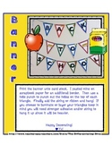 Back to School Classroom Banner