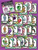 Back to School Classroom Decor TROPICAL PARTY Alphabet Posters
