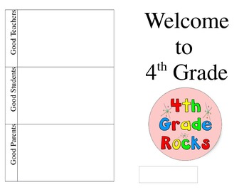 Back to School Classroom Handbook
