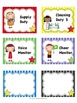 {Back to School} - Classroom Helpers Chart System and Job Sets!