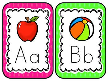 Back to School Classroom Labels {Polka Dot Theme}