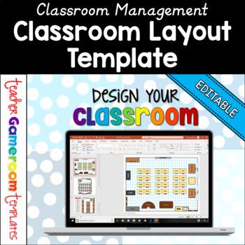 Back to School Classroom Layout Freebie