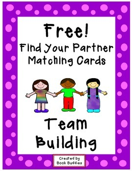 Team Building FREE Matching Cards