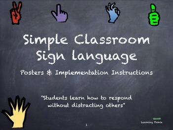 Back to School Classroom Management Tools