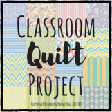 Back to School Classroom Quilt Project