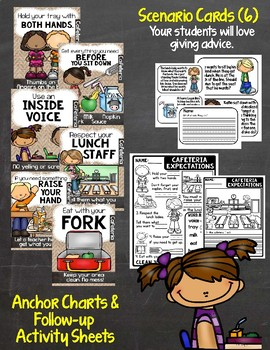 Back to School Classroom Rules Bundle