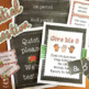 Back to School Editable Labels