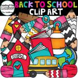 Back to School Clip Art {School Clip Art}