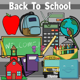Back to School | Clip Art | Vert the Clipster