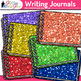 Writing Journal Clip Art | Back to School Supplies for Prompts and ELA Resources