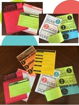 Back to School Close Reading {Gr. 2-4}
