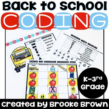 Back to School Coding