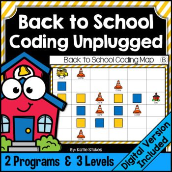 Back to School Coding Unplugged