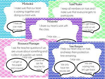 Back to School Collaborative Group Building Kit