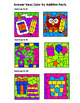 Back to School Color By Addition Facts: Sums up to 10, 15, & 20