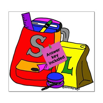 Add & Subtract Fractions Math Practice Back to School Color by Number