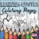 Back to School Coloring Pages Bundle