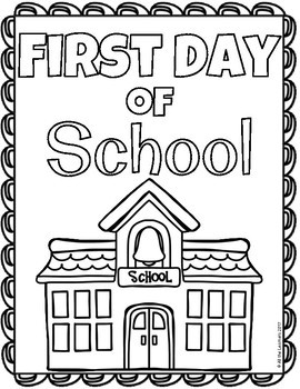 First Day of School Writing Freebie