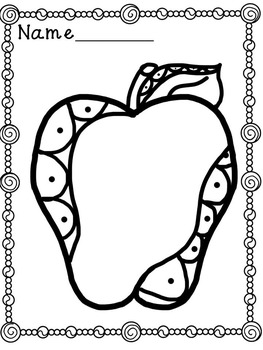 Back to School Coloring Pages or Coloring Sheets