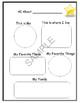 """""""Back to School"""" Common Core Aligned Math and Literacy Unit - SMARTBOARD EDITION"""