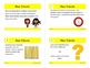 Back to School Task Cards - Second Grade Math