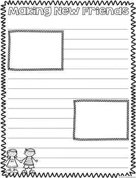 Back to School Common Core Writing {FREEBIE}