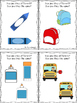 School Themed - Compare/Contrast Worksheets